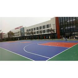 河南球场-塑胶球场施工-睿天科技(推荐商家)图片