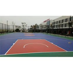 塑胶球场施工,江汉球场,睿天科技公司(查看)图片