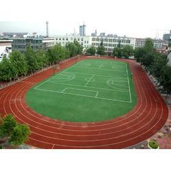 武昌跑道,武汉睿天科技公司,学校塑胶跑道图片