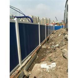建筑pvc围栏、pvc围栏、 利盛源鑫(查看)图片