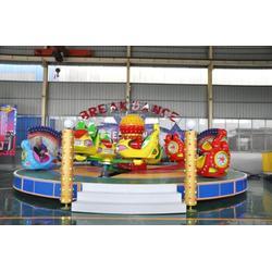 (航天游乐)哈尔滨市旋转飞椅-旋转飞椅多少钱图片