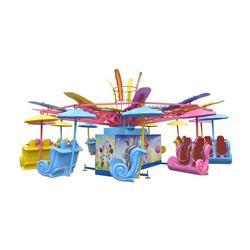 石家庄市自转飞车、【航天游乐】、大型自转飞车图片
