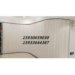 pvc折叠门生产厂家 质优价廉 欢迎咨询图片