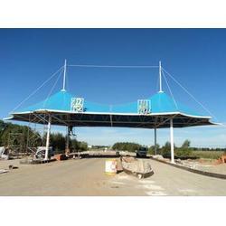 加油站膜结构厂家-益高膜结构工程(在线咨询)加油站膜结构图片