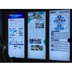 惠城定做软膜灯箱、软膜灯箱、视觉色广告图片