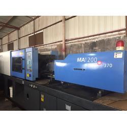 出售二手注塑机海天MA120原装变量泵注塑机多台转让图片