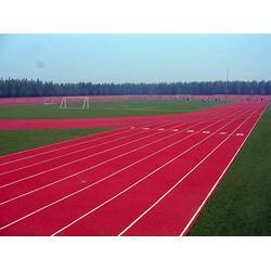 塑胶跑道多少钱一平|个旧塑胶跑道|宏山体育(查看)图片