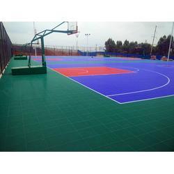 宏山体育 宣威室外球场地坪施工-宣威室外球场地坪图片