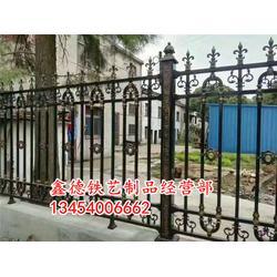 铝艺庭院大门-鑫德铝艺款式多样-铝艺庭院门哪家好图片