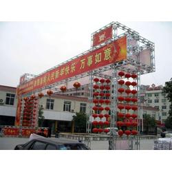 展览桁架搭建厂-展华广告(在线咨询)天津展览桁架搭建图片