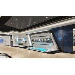 西青企业展厅搭建-展华广告-企业展厅搭建厂家图片
