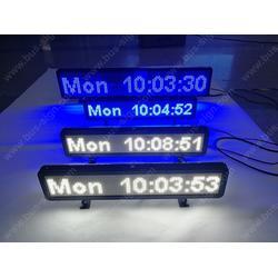 公交车LED电子路牌电子模组图片