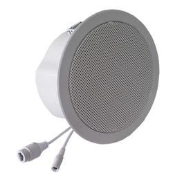 POE供电吸顶音响音响喇叭扬声器图片