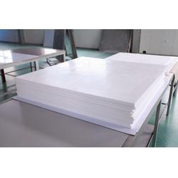 聚四氟乙烯板桥梁支座_涛鸿耐磨材料_宁波聚四氟乙烯板图片