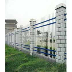 道边锌钢护栏直销、晟卿丝网、道边锌钢护栏图片