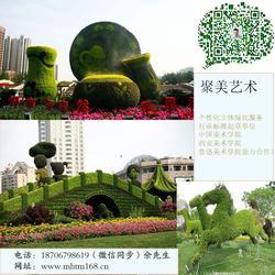 立体花坛施工方案|新疆立体花坛|聚美艺术图片
