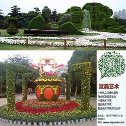 绿雕厂家-延安绿雕-聚美艺术图片