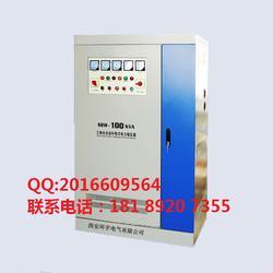 自来水泵专用SBW-80KVA三相大功率稳压器图片
