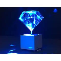 出租出售2018款能量水晶手印启动台亮灯启动道具钻石台出租图片