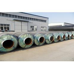 硬质聚氨酯泡沫塑料直埋保温管、骏通管道、荆州直埋保温管图片