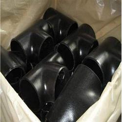 牡丹江碳钢弯头|骏通管道|碳钢三通低价图片