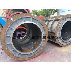 恒森产水泥制管机(图)_承插口水泥制管机模具_阳江制管机图片