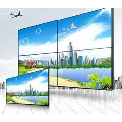 会展中心2×2液晶拼接屏专业安装租赁服务图片