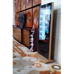 液晶广告机租赁,高清立式大屏仿苹果外观图片