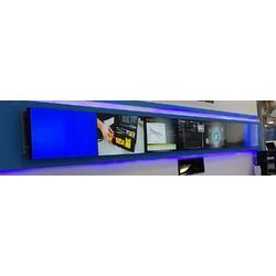 液晶拼接电视墙租赁,厂家出租安装一条龙服务图片
