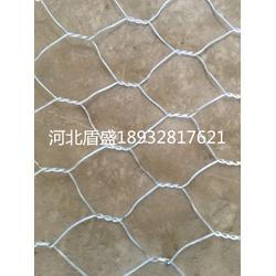 河道治理铅丝笼 格宾网 石笼网----盾盛格宾网厂图片
