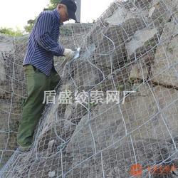 销售安装山体防护网绞索网图片