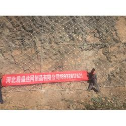 山体滑坡防护网绞索网防护网厂家图片