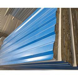 彩鋼巖棉夾芯板生產商-山西鑫瑞恒鋼結構-臨汾彩鋼巖棉夾芯板圖片