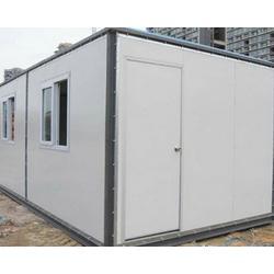 临汾活动房-山西鑫瑞恒钢结构-出售集装箱活动房图片