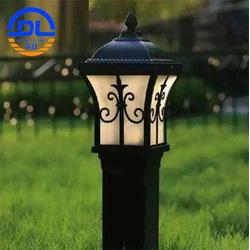 公园草坪灯供应_东龙新能源公司_北京公园草坪灯图片