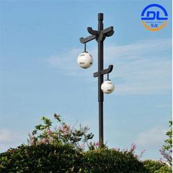 太阳能景观灯生产-黄山太阳能景观灯-东龙新能源公司(查看)图片