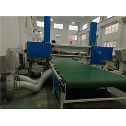 无锡市凯裕橡塑科技(图),海绵开片机生产厂家,海绵开片机图片
