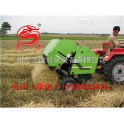 小麦玉米秸秆打捆机厂家图片