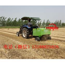小麦秸秆打捆机厂家报价图片