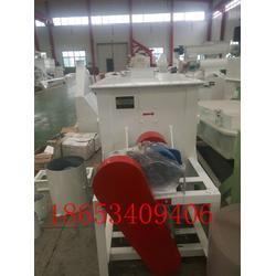 双鹤厂家直销卧式单轴混合机饲料搅拌机猪厂玉米粉碎混合机图片