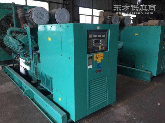 万江发电机组,二手沃尔沃发电机组说明书,东城福德机械图片