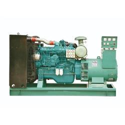 二手柴油发电机组、东城福德机械、高价收购二手柴油发电机组图片