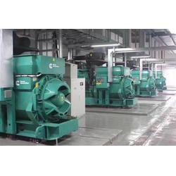 二手德国曼发电机组品牌-东城福德机械-东城发电机组图片