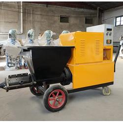 养殖棚水泥喷浆机-弘百机械 砂浆喷涂机-襄樊水泥喷浆机图片