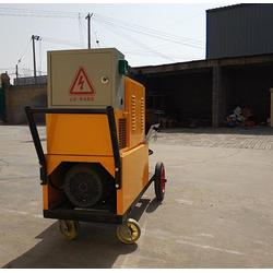 水泥喷浆机有哪些-弘百机械 砂浆喷涂机-太原水泥喷浆机图片