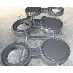带劲对焊法兰生产厂家-金正达金属锻件厂家-定襄法兰生产厂家图片