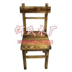 桌椅,快餐店实木桌椅,炭烧实木家具(优质商家)图片