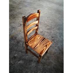 酒店电磁炉大圆桌椅_桌椅_火烧工艺桌椅(查看)图片