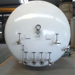 60m3立方LNG液化天然气煤改集中点供气立卧式低温储贮罐槽可配汽化器撬报价图片