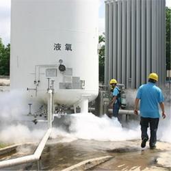 50m3立方液氧氮氩立卧式低温储贮罐槽可配套充装供气汽化器撬报价图片
